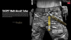 [세이프티 랜야드] TSSI TACOPS Multi-Aircraft Tether review.