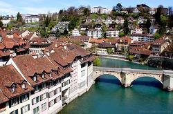 빌딩숲이 없는 스위스의 수도
