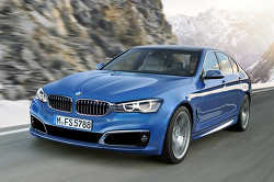 BMW 5시리즈 풀체인지 공개! BMW 7시리즈가 경쟁자?