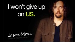I won't give up - Jason Mraz (cover by 빨간내복)