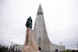 아이슬란드 캠핑카 여행 9 일차 - 싱벨리르 국립공원 (Thingvellir) /  레이캬비크 할그림스키르캬 교회 (Hallgrímskirkja)  / 게이축제 / 레이캬비크 캠핑장