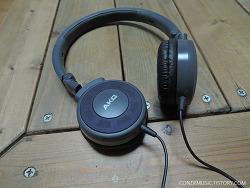 AKG K 420 헤드폰 스펀지 교체기