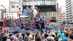 Asakusa Samba Carnival 2015 ( 浅草サンバカーニバル 2015 )