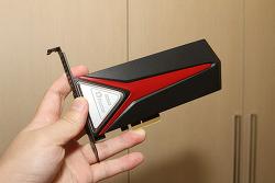 플렉스터 M8PeY PCIe 256GB 벤치마크 빠른 SSD