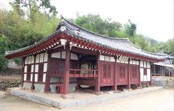 민속자료 / 강진효정재