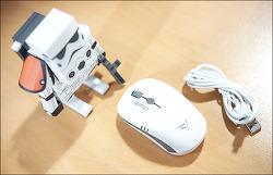 사무용 충전식 무선 마우스 알카트로즈 L3 후기