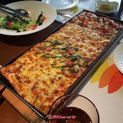 광진구맛집 / 피자힐(PIZZA HILL) - 수요미식회 피자편의 맛은?!