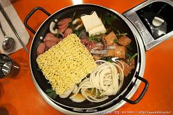 [시청 맛집] 진주회관 콩국수, 금강산 섞어찌개 @ 서소문 삼성 뒷쪽