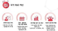 정부 R&D 혁신방안. 곱씹어 살펴보기