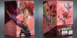 banpresto one piece scultures big vi vol.1 doflamingo / 반프레스토 원피스 조형왕 정상결전6 vol.1 도플라밍고