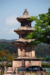 고선사지 3층석탑