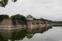#010, 짧게 들렸던 오사카 성