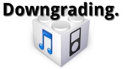 iOS 10.2.1 버전에서 iOS 10.2 버전으로 다운그레이드 하는 방법