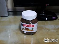 악마의 잼 누텔라(nutella) 초코 잼 맛은 무슨 맛? 소라빵 잼?