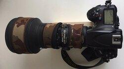 수동 장망원(대포) 촛점맞줘서 D800 바디에 장착하기 MF300mm / MF500mm