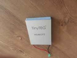 배터리리스, TinyTEG 작동 영상을 소개합니다