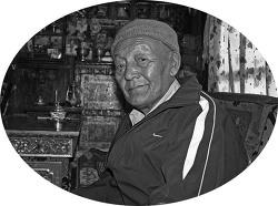 티베트 문화권, 네팔 무스탕 왕국의 마지막 왕 86세 나이로 별세