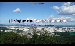 Hiking at the Bukak mountain ! - Nov. 6th 2016 (Sun)