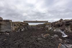 아이슬란드 여행 7일차 (Bridge between continents)