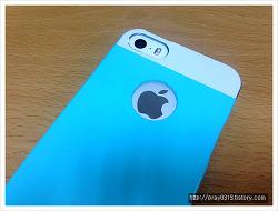 아이폰5s 심플한 케이스 사용기.
