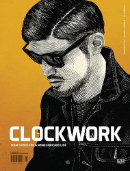 CLOCKWORK 1ST EXHIBITION_클락워크 첫 번째 전시