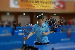 56회 전도(제주)종별탁구선수권대회 - 탁구가 좋은 5가지 이유