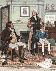 골상학, 갈이 만들고 롬브로소가 발전시킨 대표 유사과학