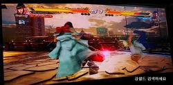 8/29 철권7 카즈미 플레이 강월드 영상 (PC Tekken7 Kazumi / GTX850M)