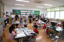 제천중앙초 학부모 공개수업의 날