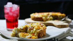 따뜻하고 든든한 한 끼 식사, 포테이토 키쉬(키슈) 만들기