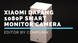 샤오미 따팡 웹캠 XIAOMI Dafang 1080P 스마트웹캠