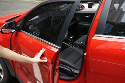 무더운 여름철, 자동차 실내 온도 관리법은?