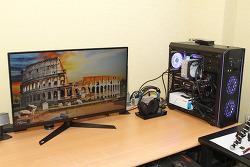 씨디맨이 사용하는 컴퓨터 고성능 컴퓨터 시스템