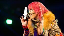 WWE 아스카!! 일본, NXT , 이제 그녀의 목표는 WWE 재패다.
