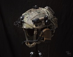 [Helmet] burkina faso CAG Helmet setup in progress...