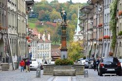 베른여행의 또다른 재미, 재미난 분수찾기 - 베른 스위스여행