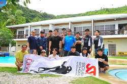 2017 Mares, SSI Korea Staff Workshop in Oslob, Philippines