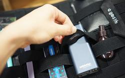 노마드족 필수품, 가방속 작은 물품을 정리할 수 있는 울트라 오거나이저 플러스 사용 후기