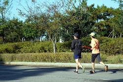 이색 나눔활동 - 가이드 러너(Guide Runner), 달리며 봉사하는 기쁨 ( 시각장애인 달리기, 마라톤 활동 돕기 봉사활동)