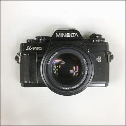 미놀타 X-700 + MD 50mm F1.4 95%