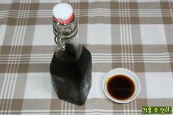 일본식 만능 간장 백종원 쯔유 만들기