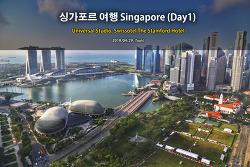 싱가포르 여행 Singapore (Day1) - (2018.04.29)