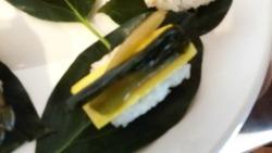 (주먹밥) # 제철장아찌를 이용한 장아찌주먹밥만드는법