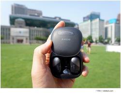 노이즈캔슬링 무선 이어폰, 편리한 소니 SONY WF-SP700N 사용기