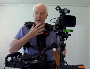 Garrett Brown , steadicam