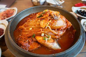 [제주 애월 맛집] 이춘옥 고등어쌈밥