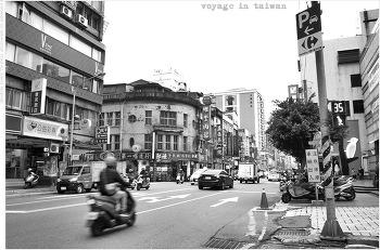 대만여행 #26 - 흑백사진으로 보는 다통지구의 거리