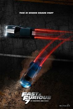 분노의 질주: 더 세븐 (Fast & Furious 7, 2015)