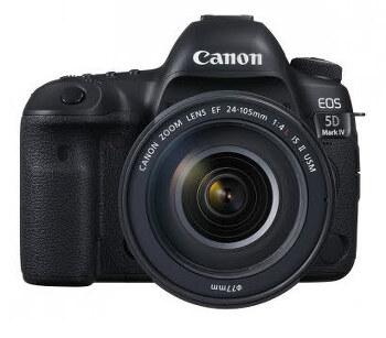 캐논 EOS 풀푸레임 카메라 5D Mark IV 출시 가격?