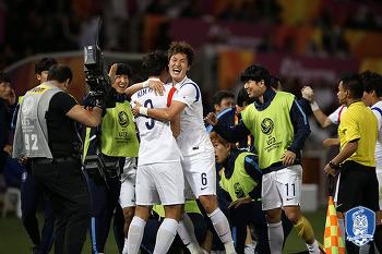 한국 올림픽 축구, 세계 최초 8회 연속 올림픽 본선 진출 쾌거